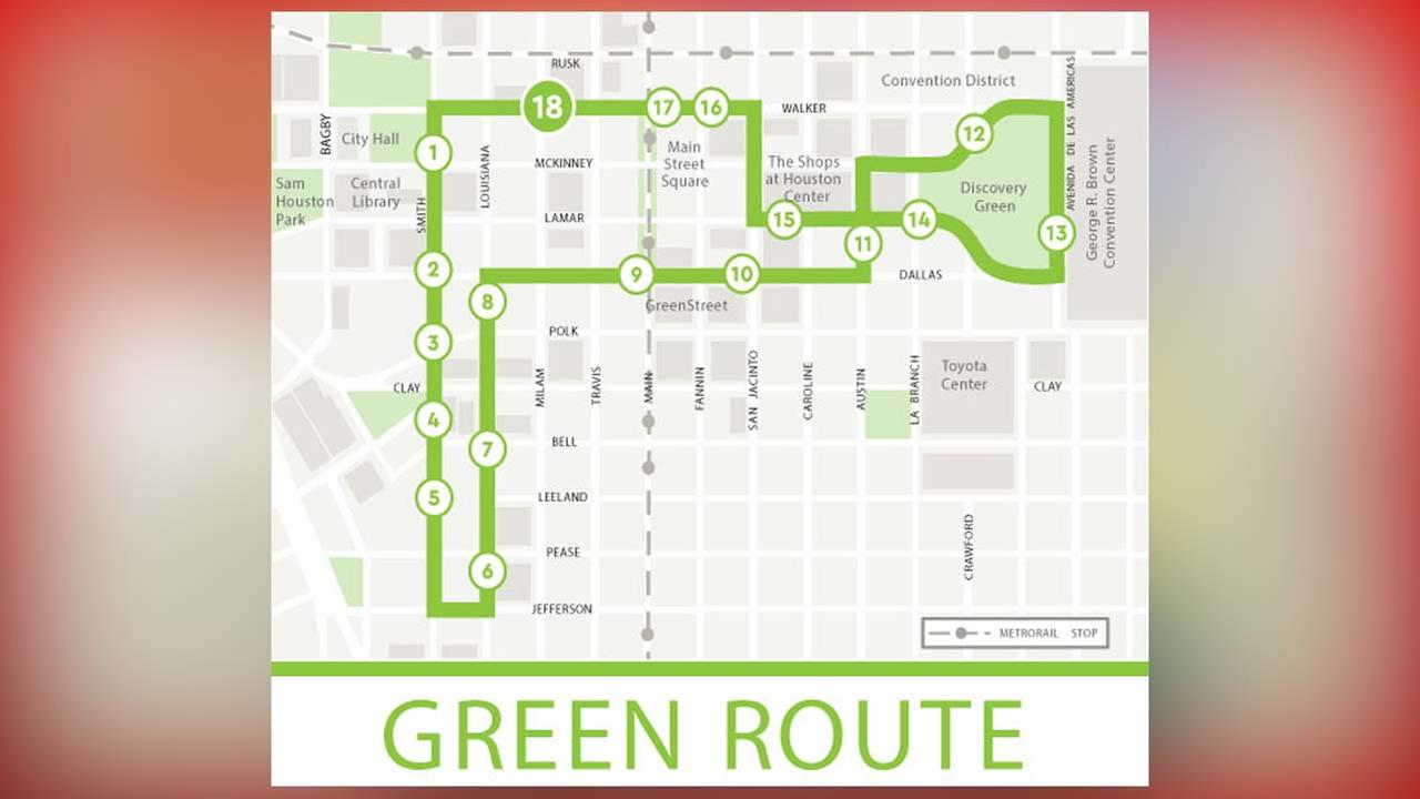 How to get around downtown during Super Bowl week