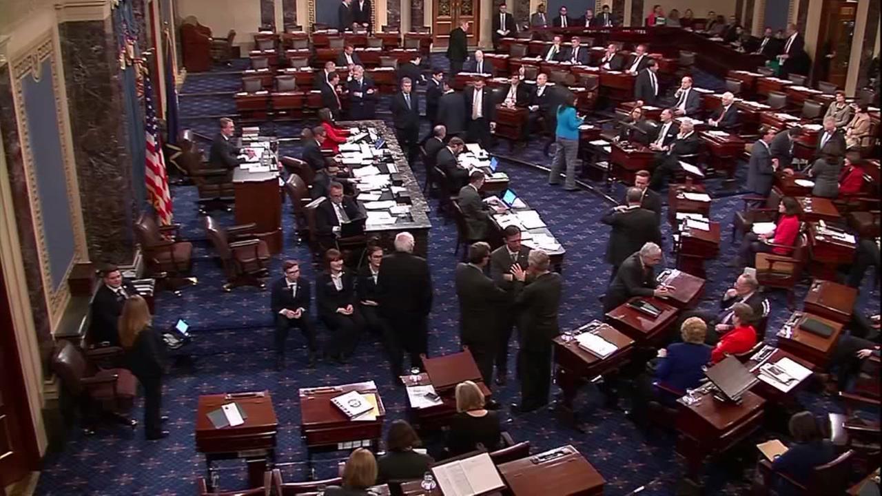 Senate GOP Clears Key Hurdle in Obamacare Repeal