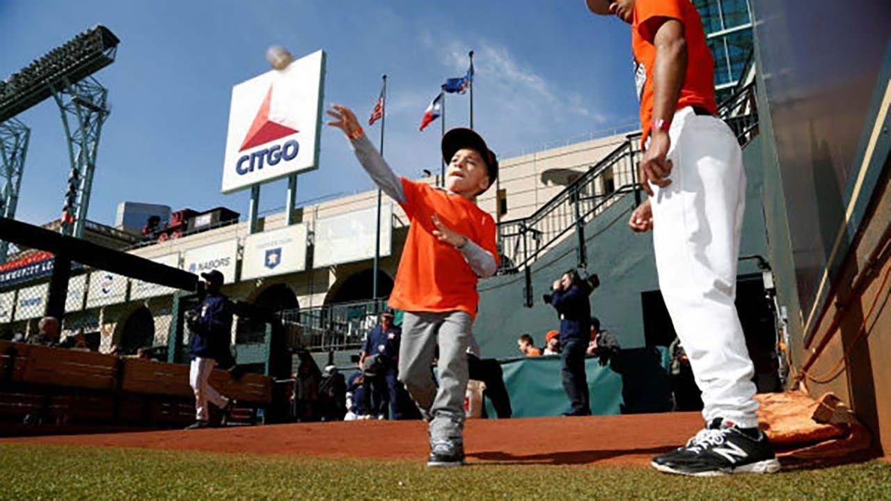 Take the family out to the ballpark for Astros FanFest and other free events over the weekend