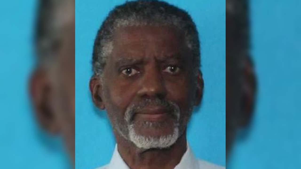 Police find missing elderly man with dementia