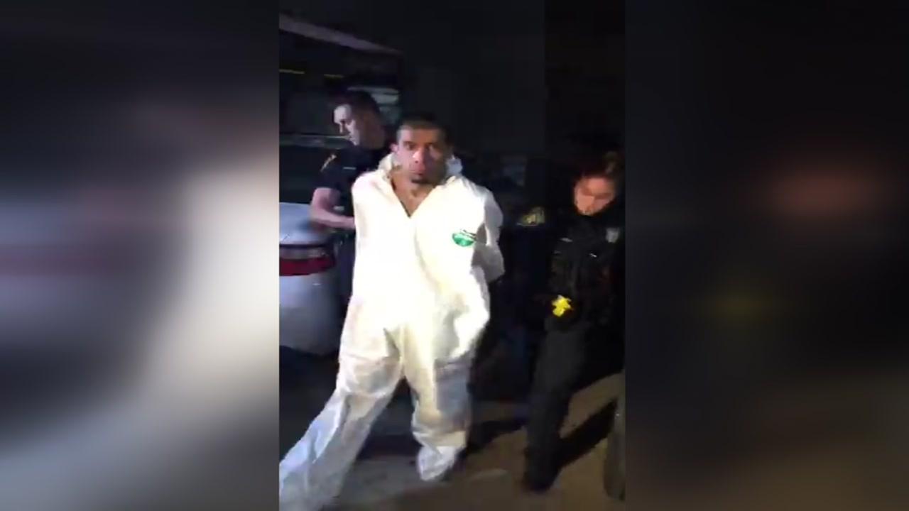 Second San Antonio shooting suspect arrested