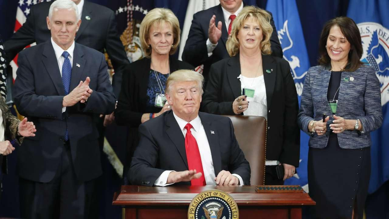What exactly is an 'executive order'?