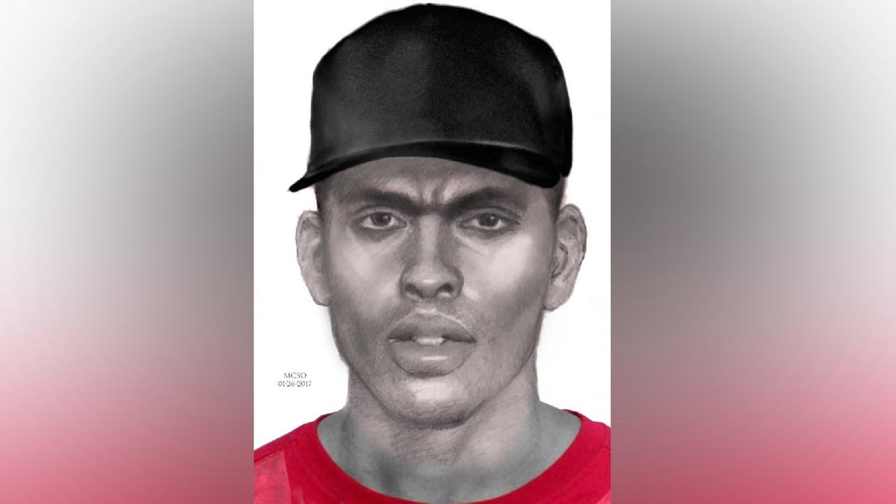 Sketch released in jogging attack