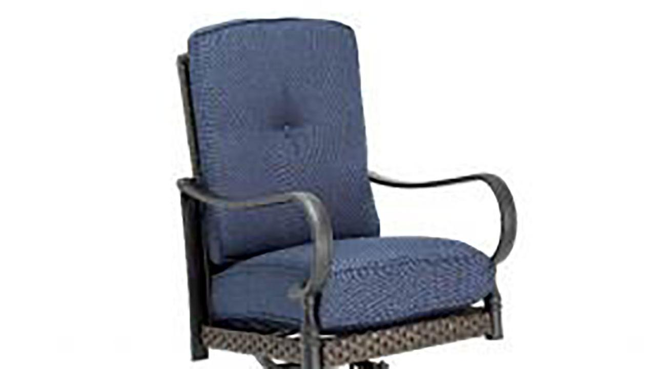Brown Jordan Services Recalls Swivel Patio Chairs Due To Fall Hazard