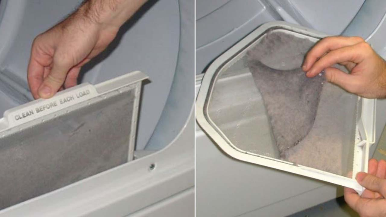 Did You Clean Your Lint Filter If Not That Mistake Could Be Fatal