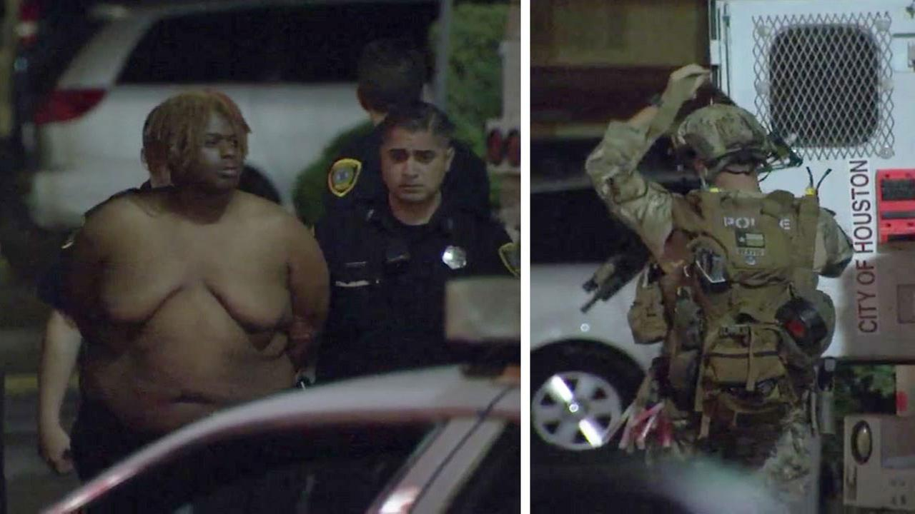 SWAT arrest