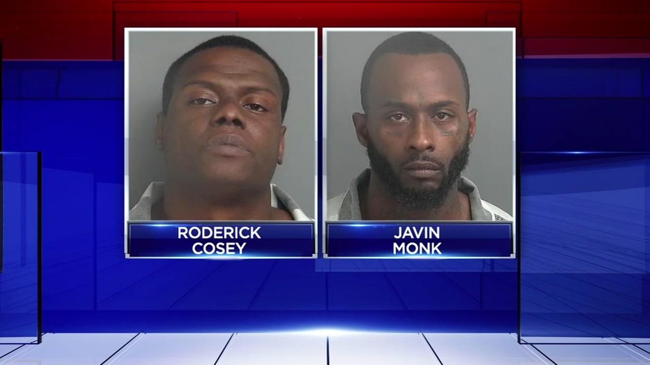 Police arrest two, accused of 23 burglaries in The Woodlands