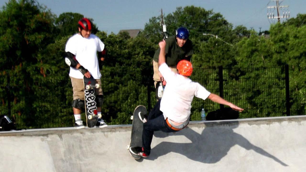 Buffalo Bayou skatepark reopens