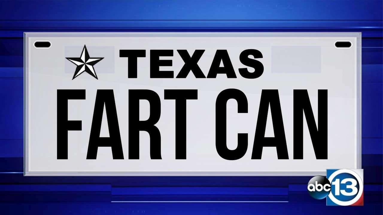2017\'s rejected license plates so far are political, crass | abc13.com