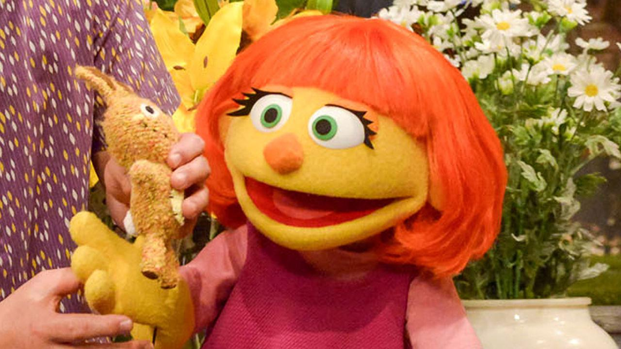 Sesame Street's Julia to make Sesame Place debut