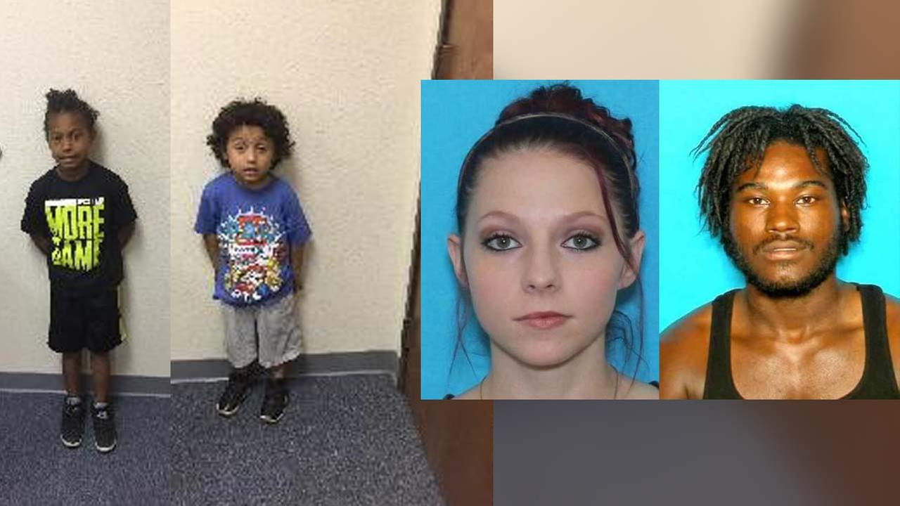 Missing children out of NW Texas found safe after Amber Alert