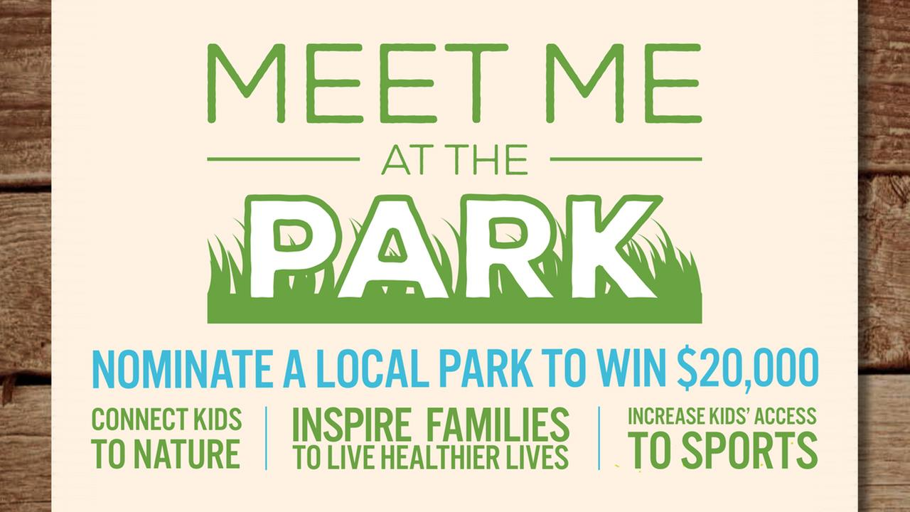Nominate your local park today!