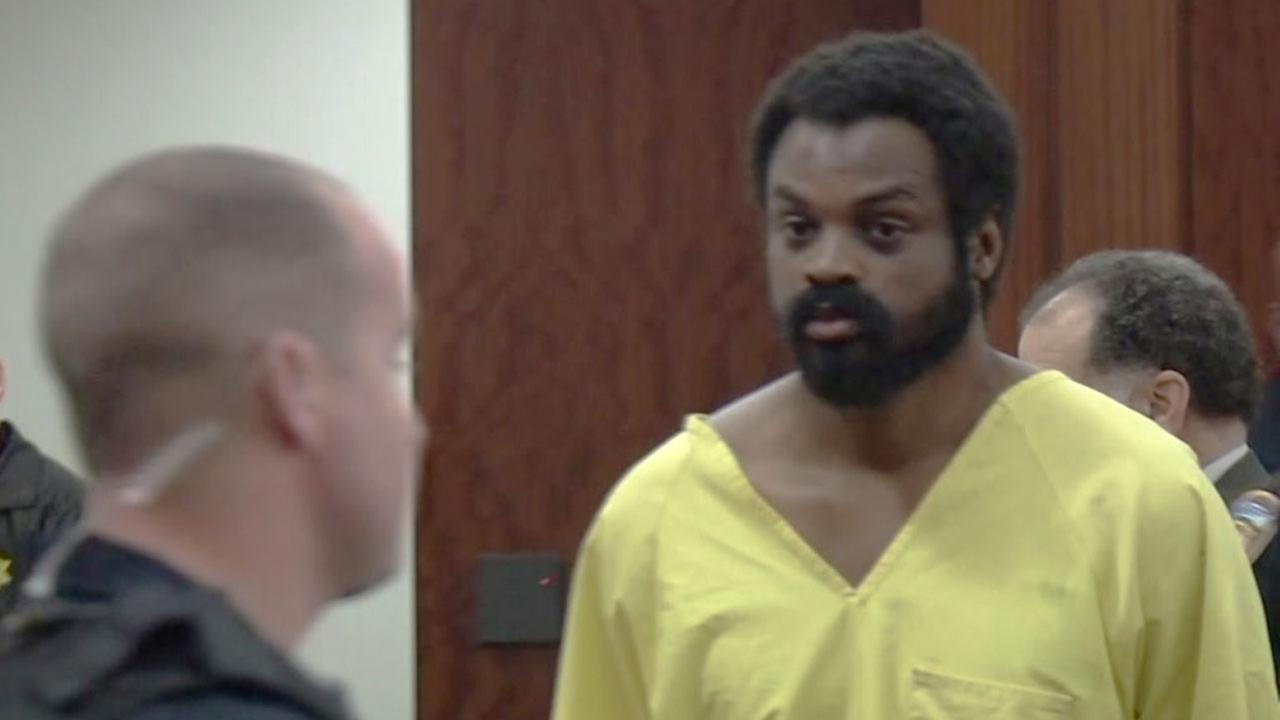 Shannon Miles in court