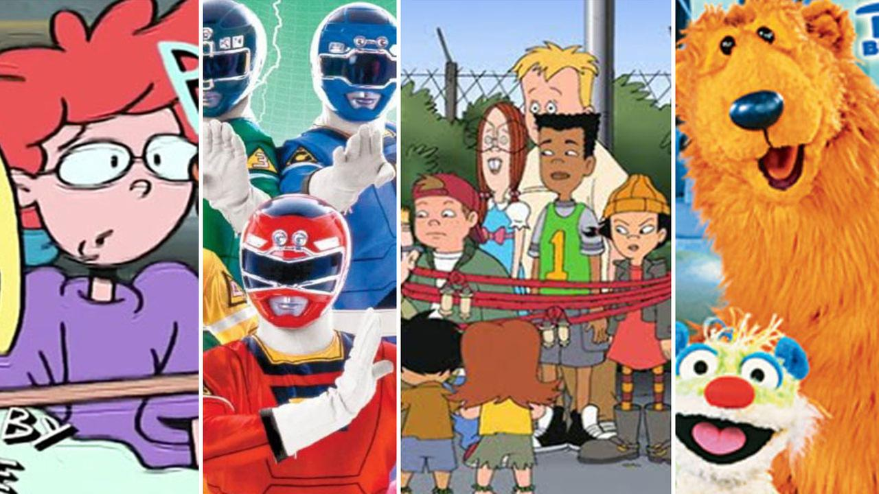What Shows Were On Kids Wb