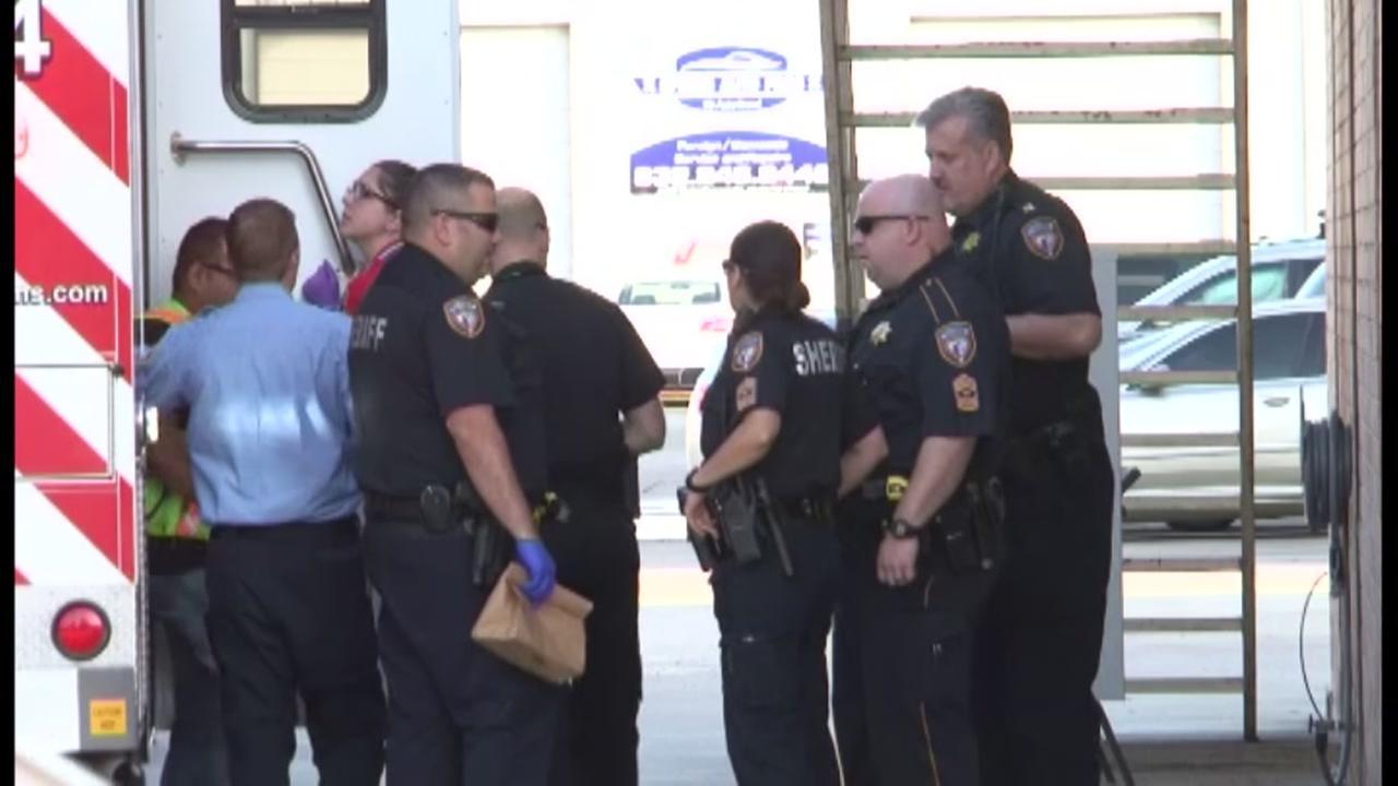 Harris County Deputy injured in accidental shooting at gun range