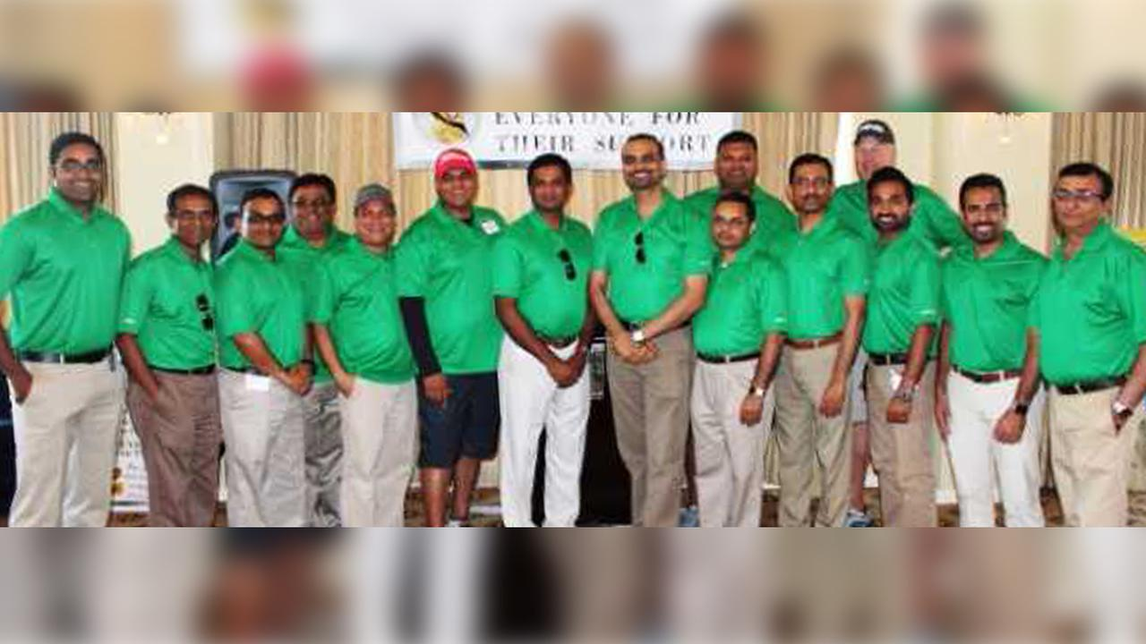 GHRCF raise money for Houston area peace officers and firefighter families