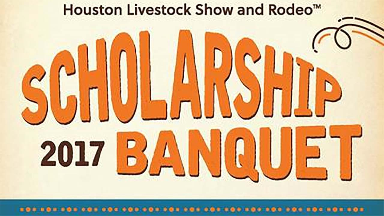 2017 Houston Livestock Show and Rodeo Scholarship Banquet