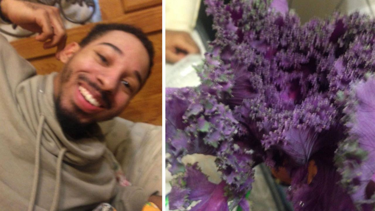 Houston man gives girlfriend a bouquet of kale on accident