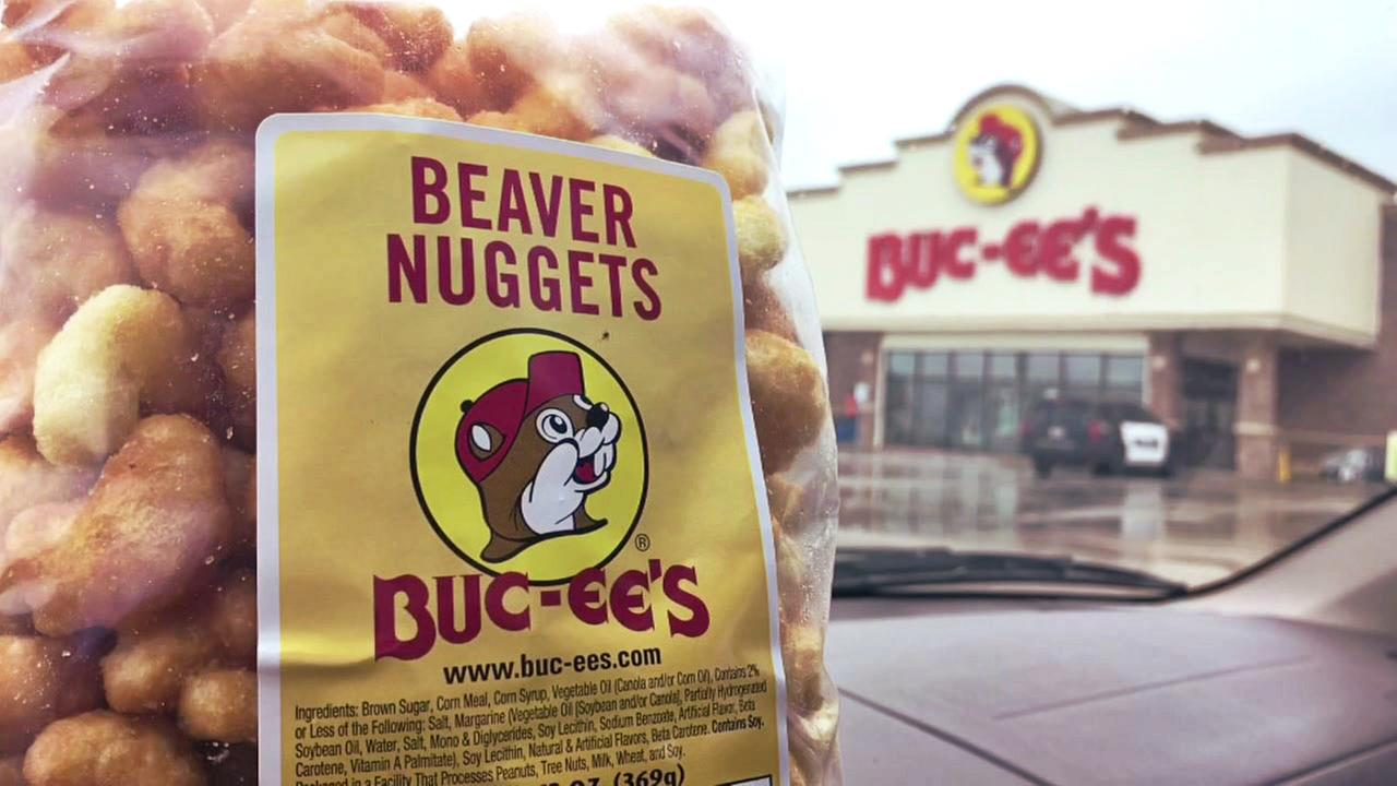 Buc-ees Beaver Nuggets