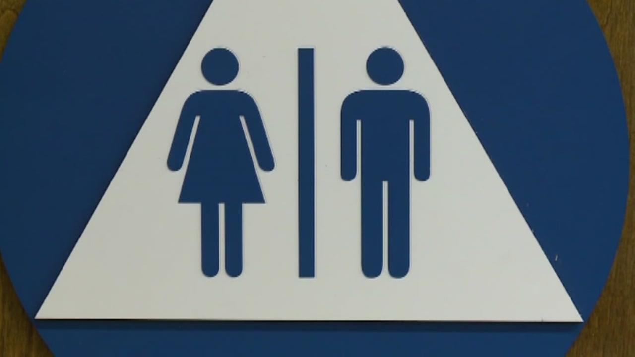 Bathroom Bill in Texas Legislaure