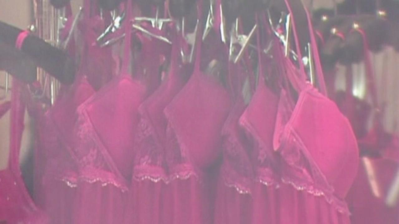 Save money on lingerie in June.