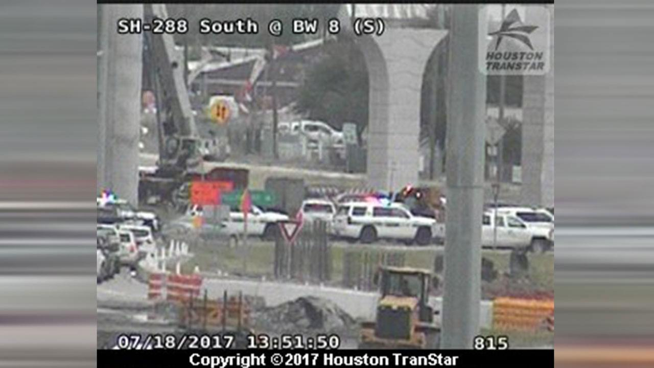 Highway 288 situation