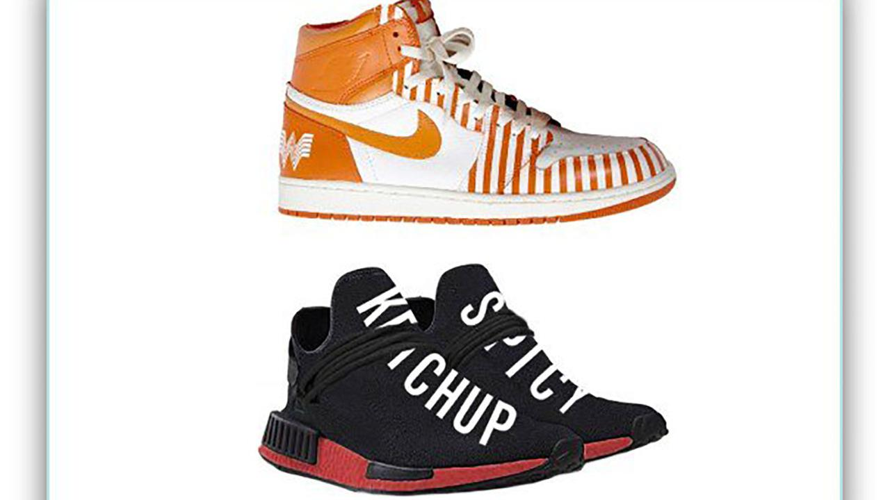 Whataburger giving away customized shoes in new contest