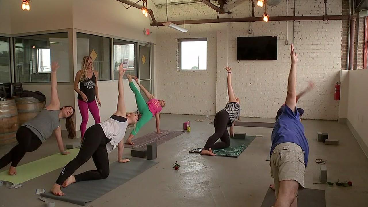 Yoga and Hops: A perfect pairing