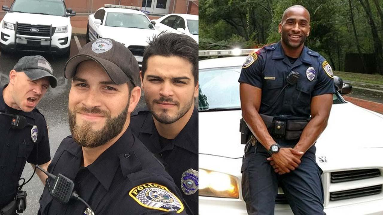 gay sex porn police