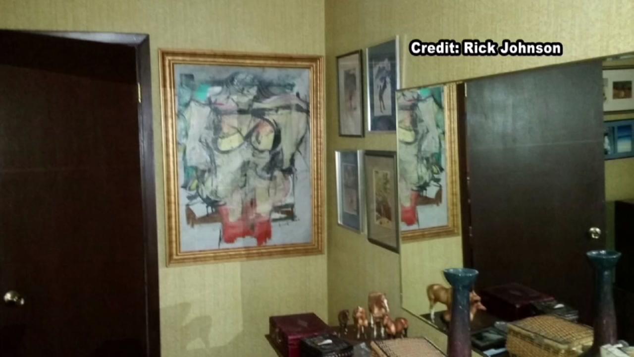 Houston man stumbles upon painting worth millions