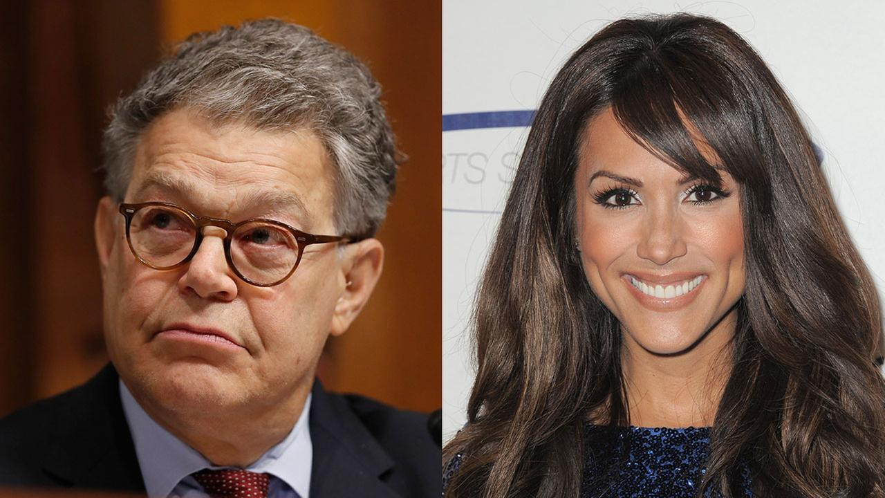 Sen. Al Franken accused of forcibly kissing LA radio anchor amid USO tour in 2006