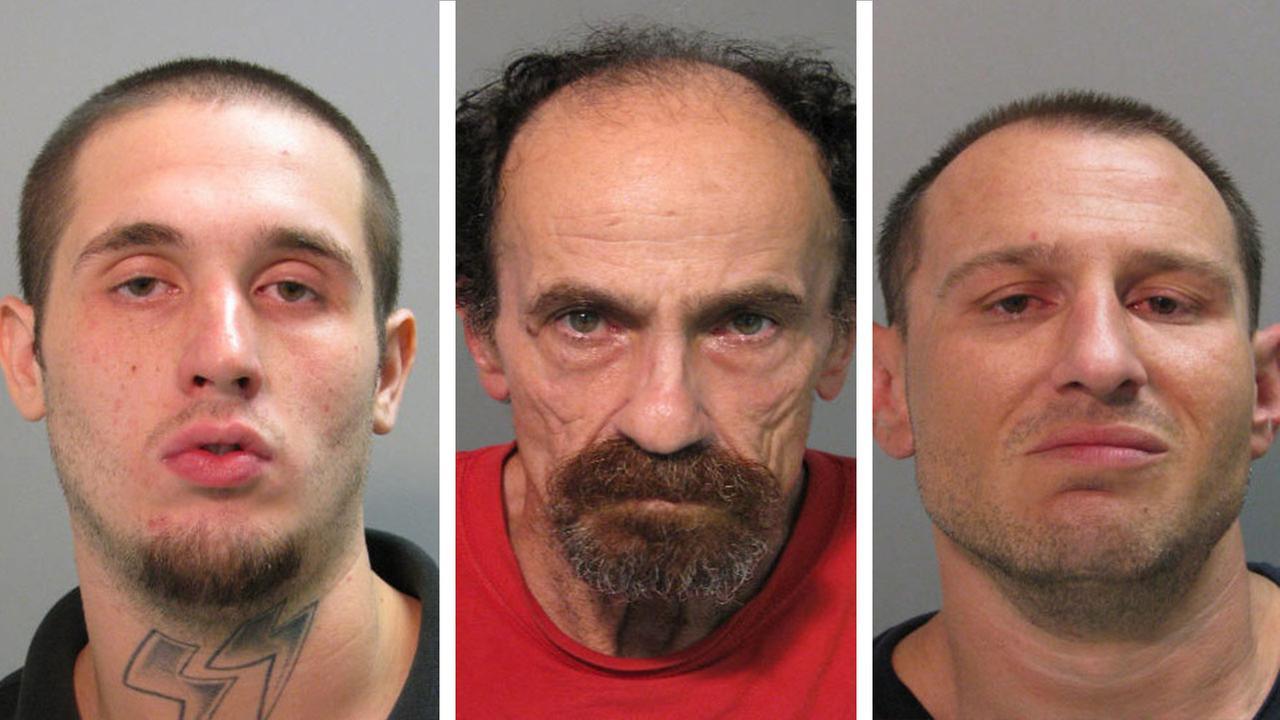 Harris County Meth Suspects