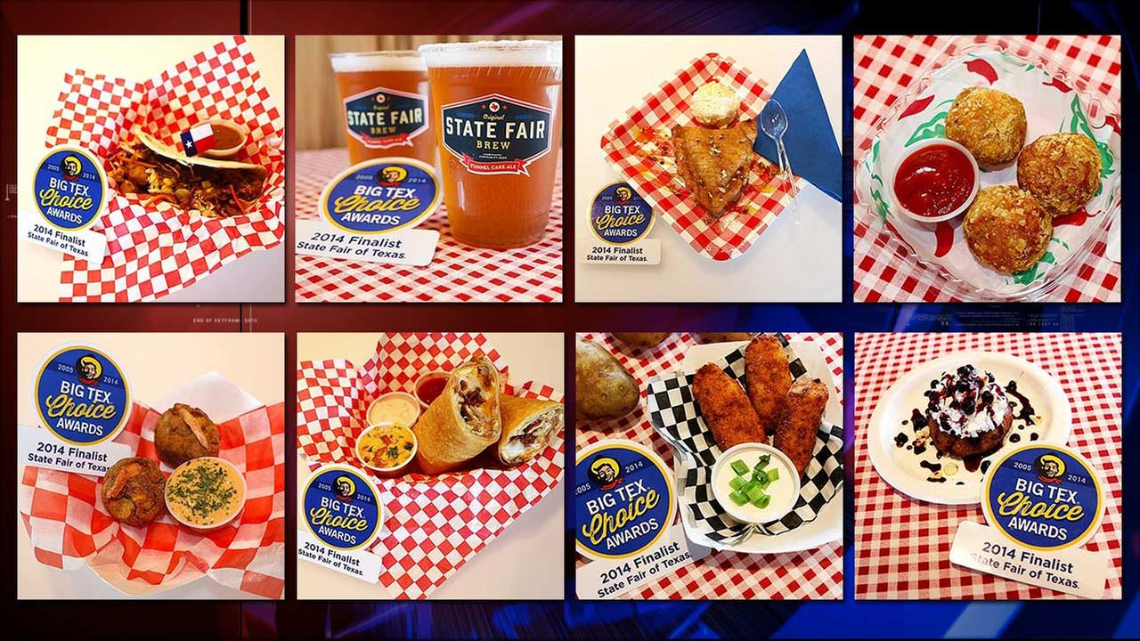 2014 Big Tex Choice Finalists