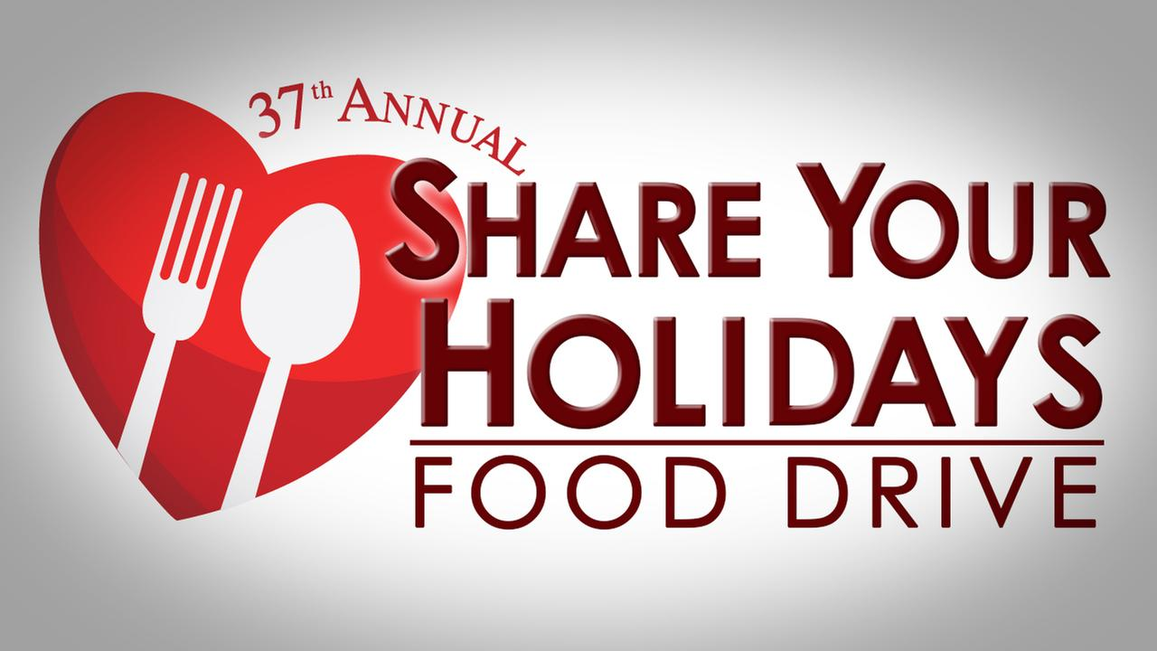 37th annual Share Your Holidays Food Drive