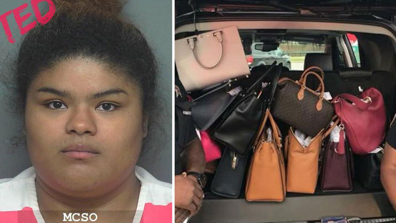 Maria Rangel - The Woodlands purse heist