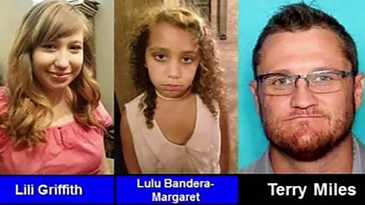Round Rock Police Department discontinues Amber Alert for girls missing since their mother was found dead.