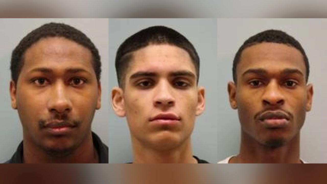 Aakiel Kendrick, Erick Peralta and Khari Kendrick were arrested for the murder of Bao and Jenny Lam