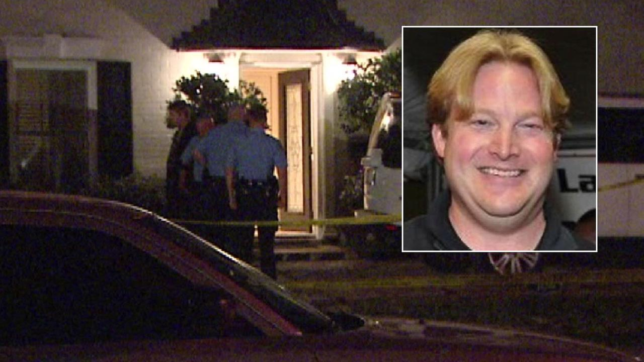 Ash Rowell, 35, was murdered while answering his front door back on Feb. 1, 2013 in the Montrose area. (KTRK)