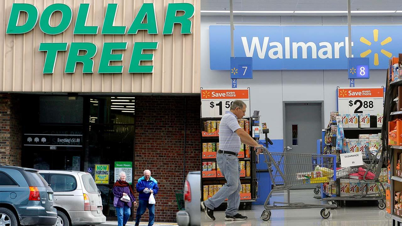 dollar tree vs. walmart - who has the best prices? | abc13