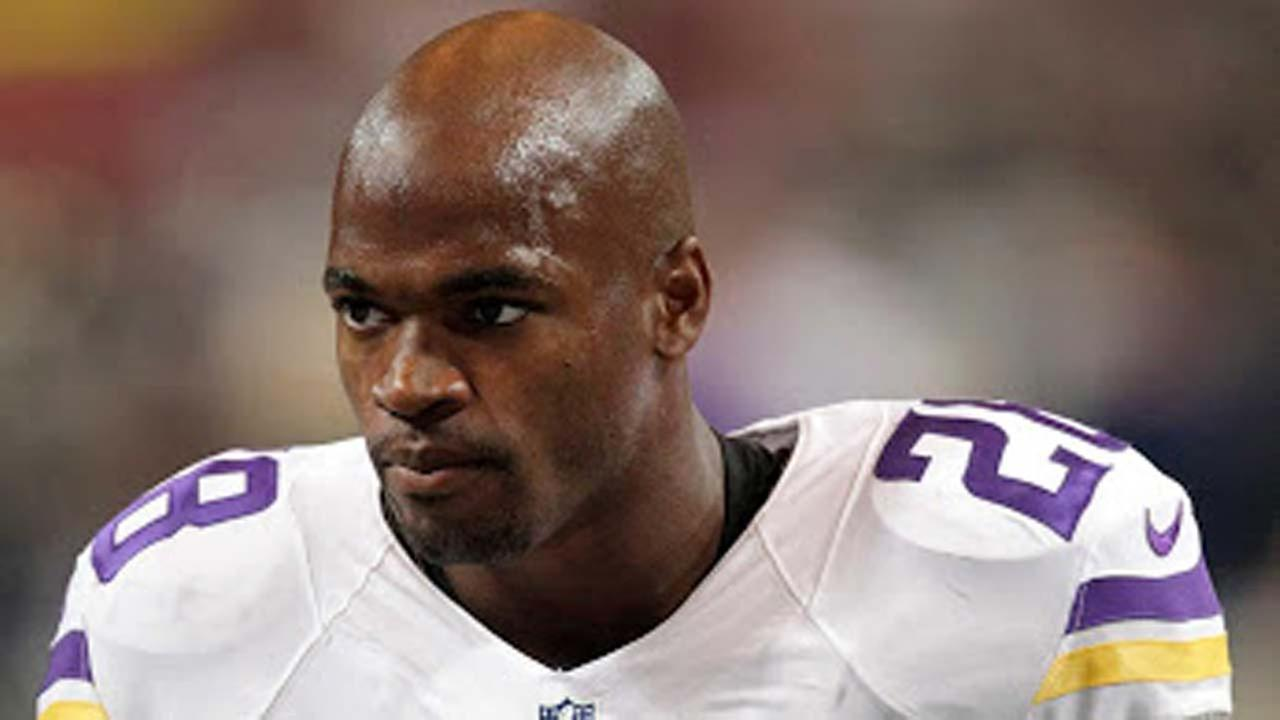 Judge terminates probation for Minnesota Vikings star Adrian Peterson