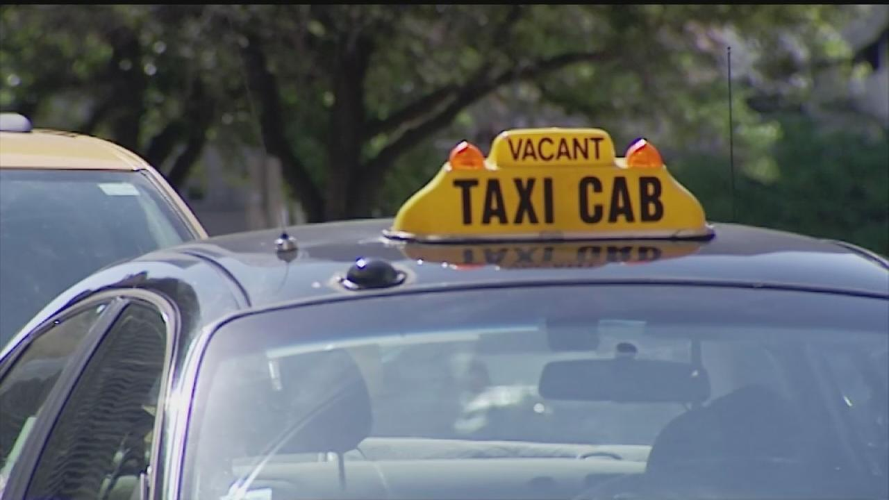 Ex-cons behind the wheel in cabs