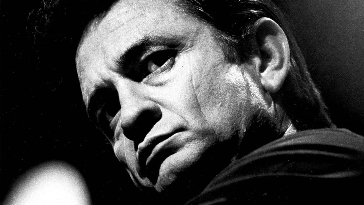 In this 1969 file photo, country singer Johnny Cash is photographed at an unknown location