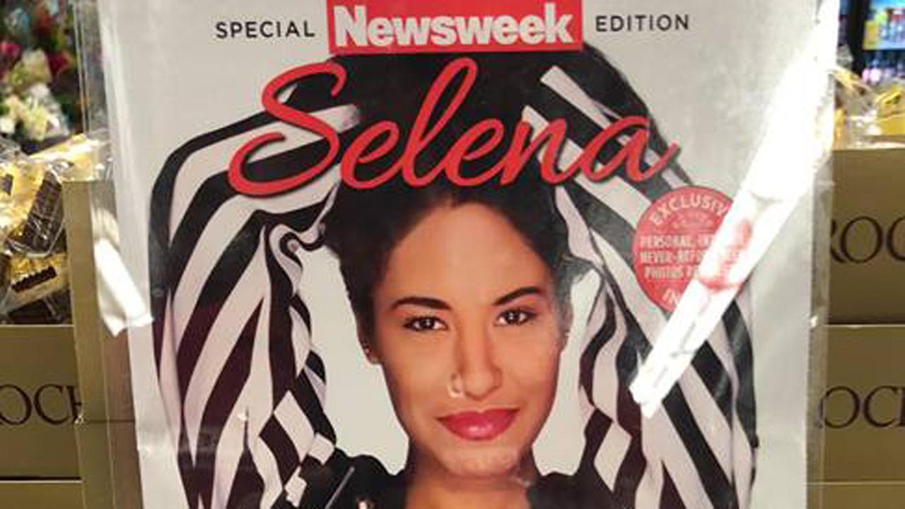 Selena Newsweek Special Edition