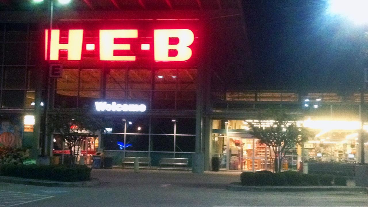 HEB grocery store