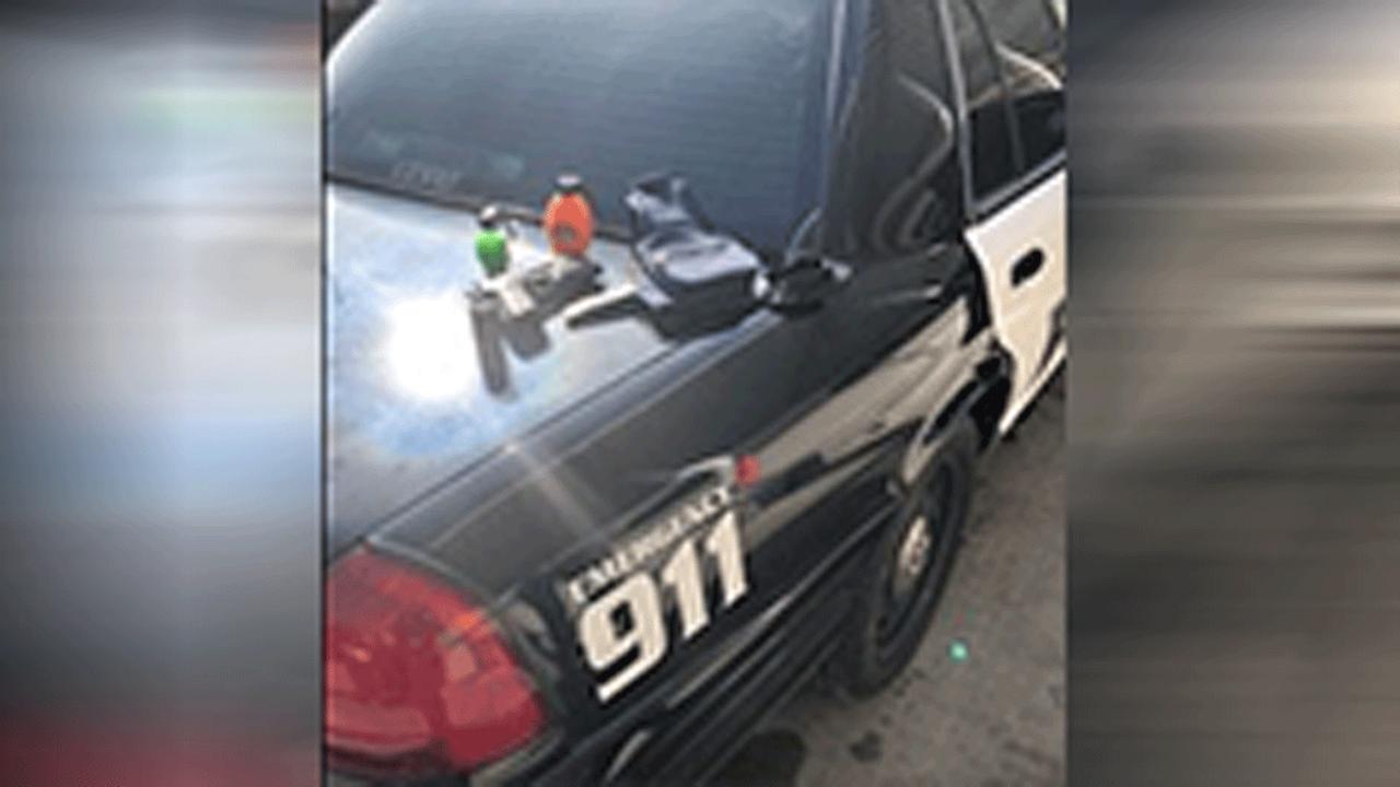 Cleveland ISD pellet gun incident