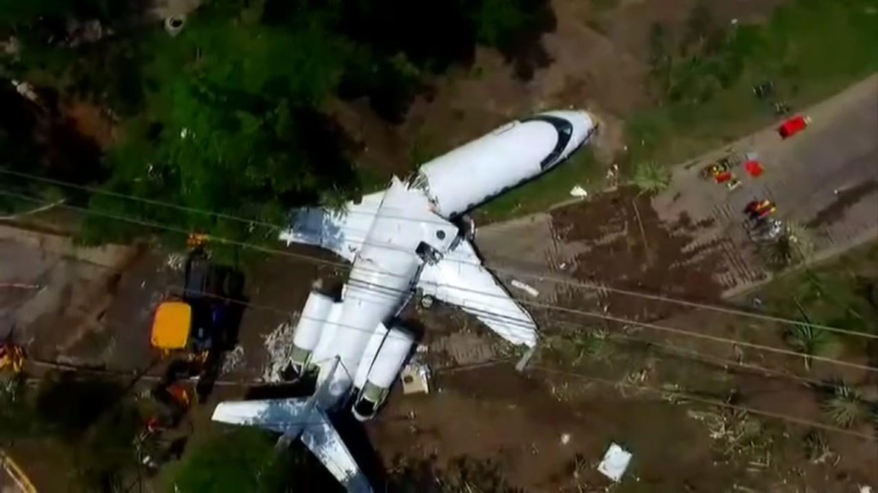 Honduras plane crash