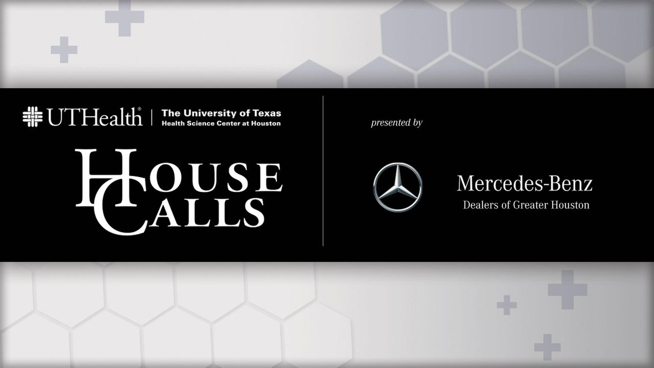 UTHealth House Calls presented by Mercedes-Benz Dealers of Greater Houston Back Pain
