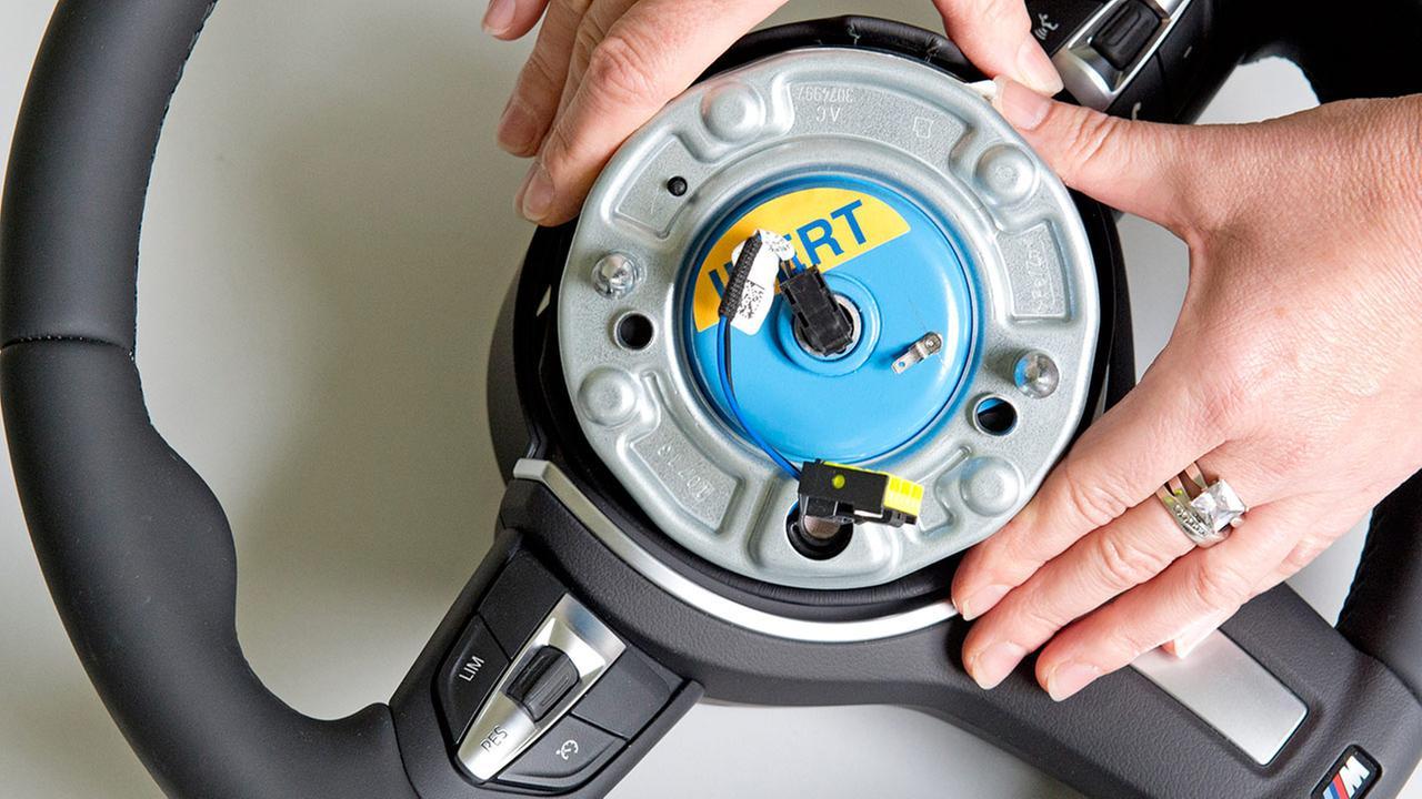 electric wheel airbag