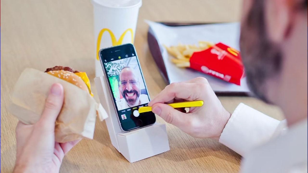 McDonalds Frylus
