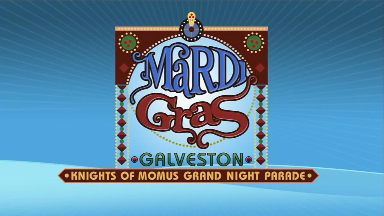 Mardi Gras! Galveston Parade